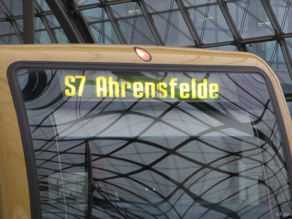 S-Bahn BR481